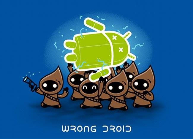 305 – These aren't the androids you're looking for