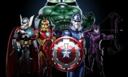 309 – Stormtroopers Assamble!