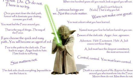 318 – Wisdom of Yoda