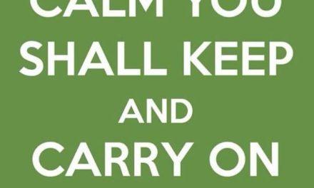 306 – Keep Calm