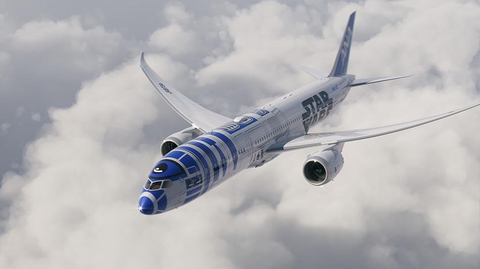 253 – Artoo in the sky