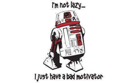 191 – I'm not lazy…