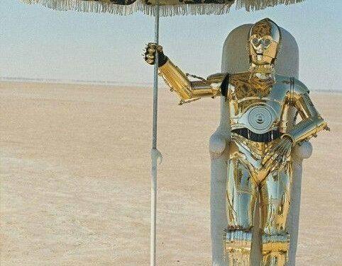 156 – Upał jak na Tatooine
