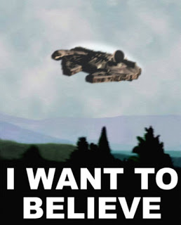 151 – I want to believe