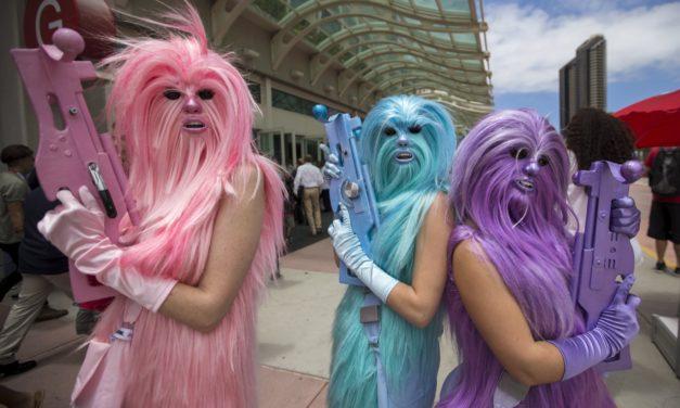 165 – Chewie's Angels
