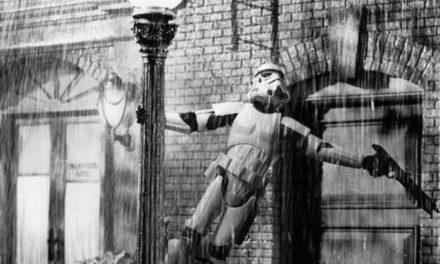 136 – I'm singing in the rain…