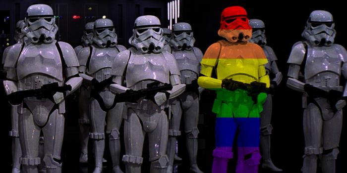 91 – Pierwszy gej Imperium… Rebelii… Republiki…  czyli Podróż do Przebudzenia Mocy czas zacząć