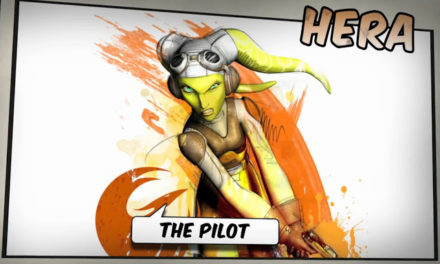 94 – Straight outta Rebels – Hera Syndulla