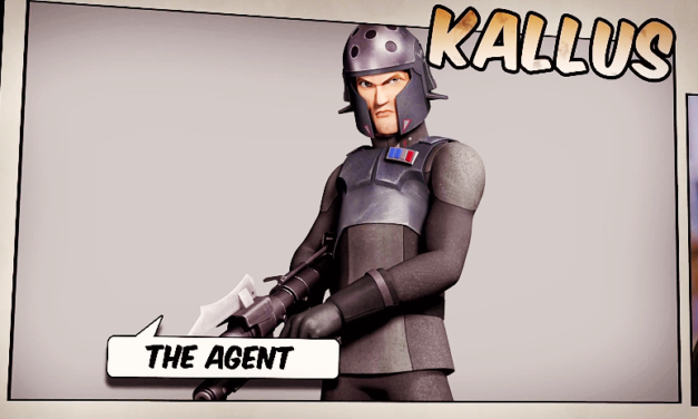 51 – Straight outta Rebels – Agent Kallus