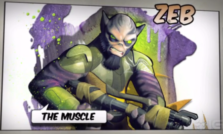 72 – Straight outta Rebels – Zeb
