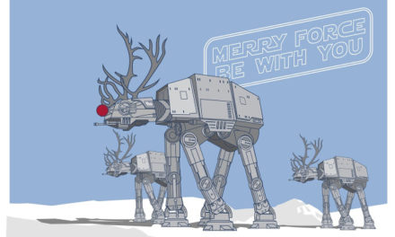 -7 – Merry Force be with you