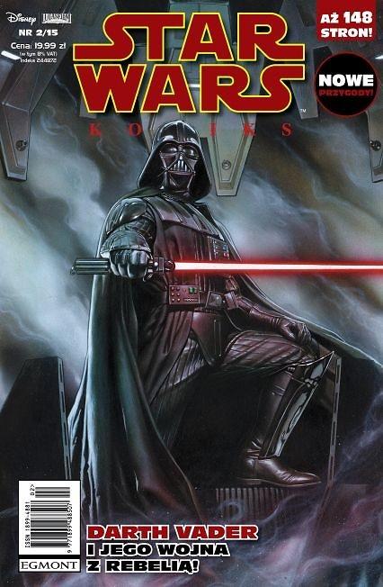 RECENZJA KOMIKSU - Star Wars Komiks 2/2015