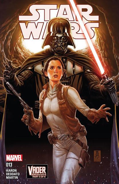 RECENZJA KOMIKSU – Star Wars 013 (Vader Down part 3)