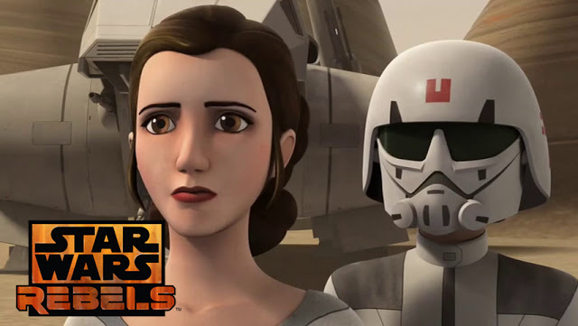 RECENZJA SERIALU – Star Wars Rebels S02E12