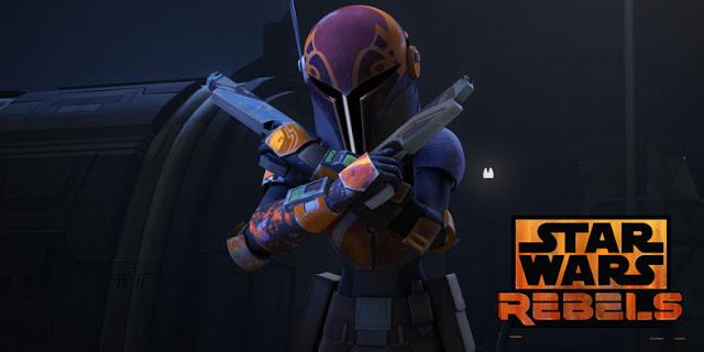 RECENZJA SERIALU – Star Wars Rebels S02E13