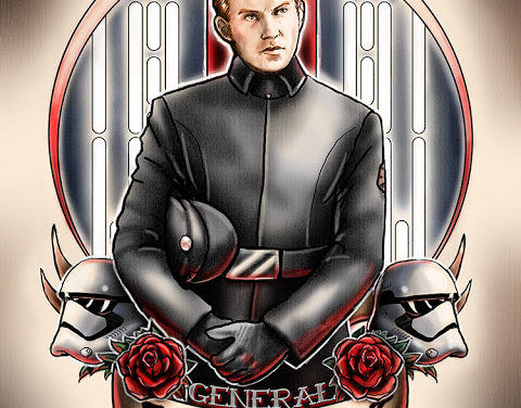 -28 – General Hux aka Tarkin v2