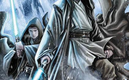 RECENZJA KOMIKSU – Obi-Wan & Anakin 001