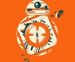 -26 – BB-8 aka najedzony droid