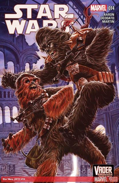 RECENZJA KOMIKSU – Star Wars 014 (Vader Down part 5)