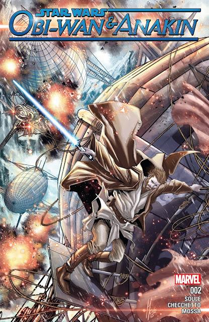 RECENZJA KOMIKSU - Obi-Wan & Anakin 002