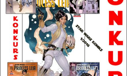 KONKURS #9 – Star Wars Komiks 1/2016