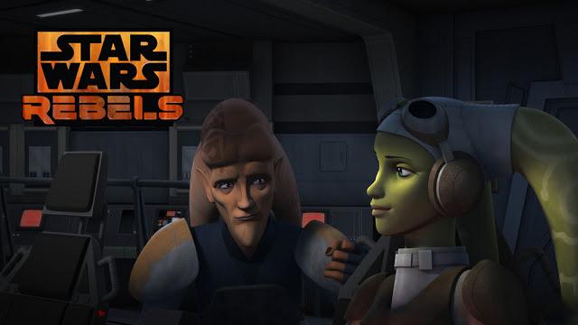 RECENZJA SERIALU – Star Wars Rebels S02E16