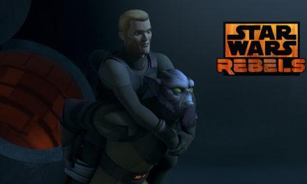 RECENZJA SERIALU – Star Wars Rebels S02E17