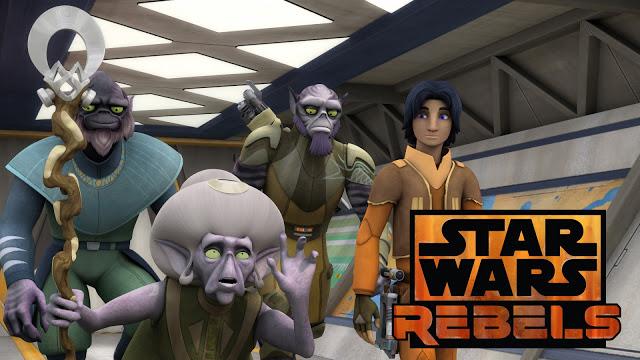 RECENZJA SERIALU – Star Wars Rebels S02E14