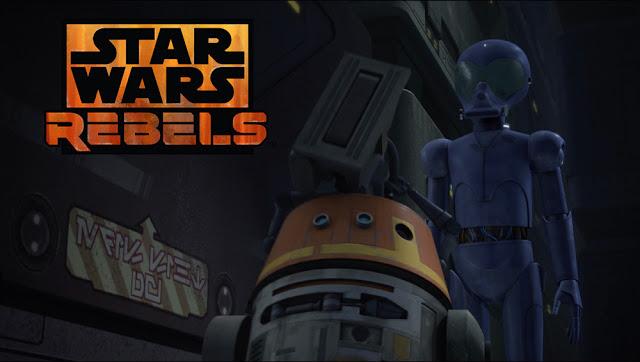 RECENZJA SERIALU – Star Wars Rebels S02E19