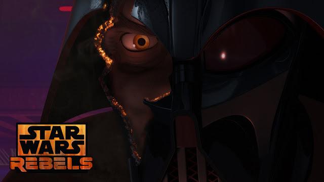 RECENZJA SERIALU – Star Wars Rebels S02E21-22
