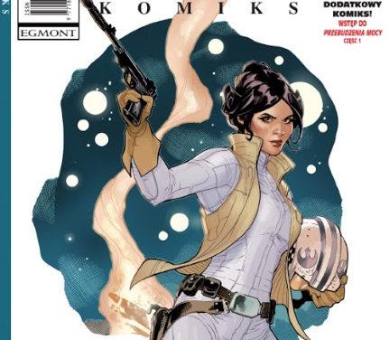 RECENZJA KOMIKSU – Star Wars Komiks 1/2016
