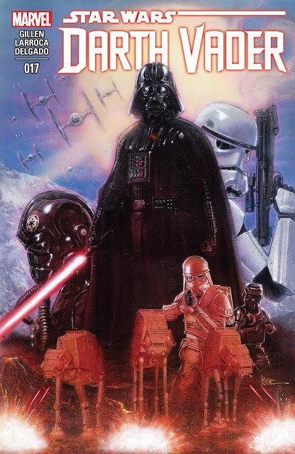 RECENZJA KOMIKSU – Darth Vader 017