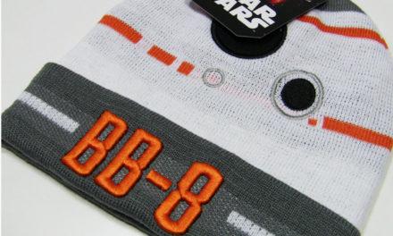 RECENZJA GADŻETU – Czapka zimowa BB-8