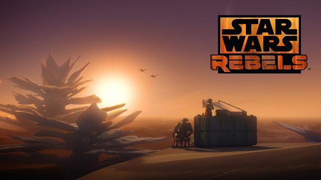 RECENZJA SERIALU – Star Wars Rebels S02E20