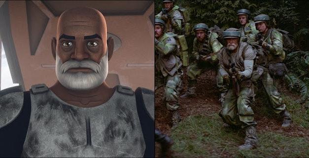 NEWS – Kapitan Rex w Powrocie Jedi?!