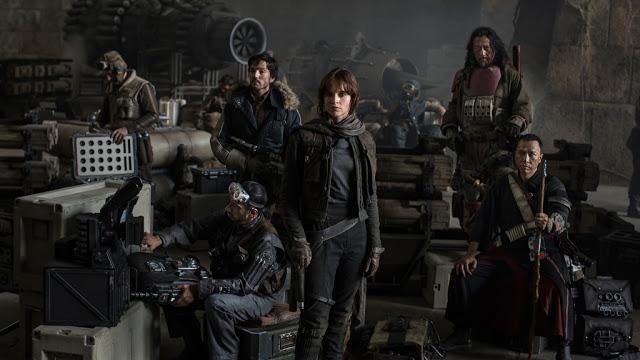 NEWS – Pierwszy pokaz urywków Rogue One
