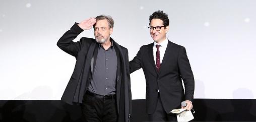 NEWS – JJ Abrams o TFA i niechęci Marka Hamilla