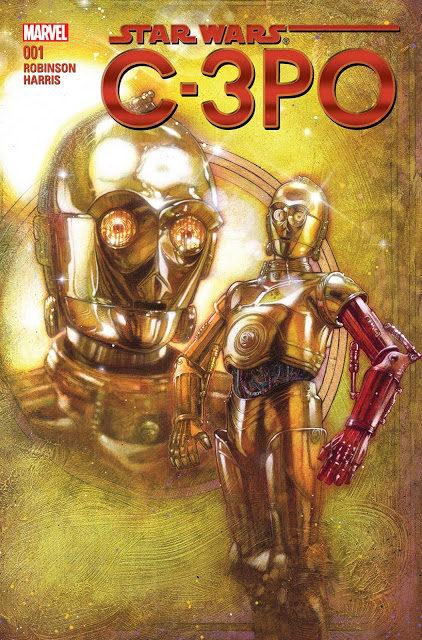 RECENZJA KOMIKSU – Star Wars Special: C-3PO 001