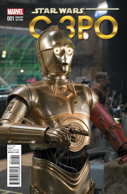RECENZJA KOMIKSU - Star Wars Special: C-3PO 001