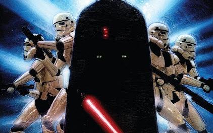 RECENZJA KOMIKSU – Darth Vader 018