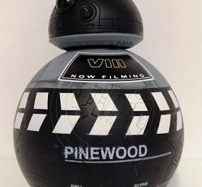 CIEKAWOSTKA – Charytatywny BB-8 w zupełnie nowej stylizacji