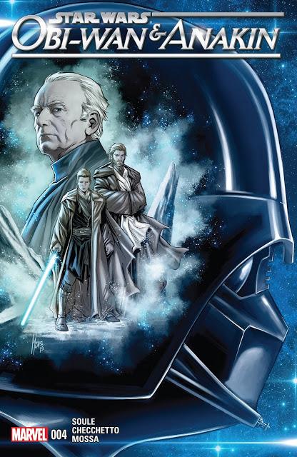RECENZJA KOMIKSU - Obi-Wan & Anakin 004