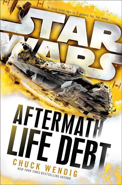 NEWS – Pierwszy fragment książki Aftermath: Life Debt!