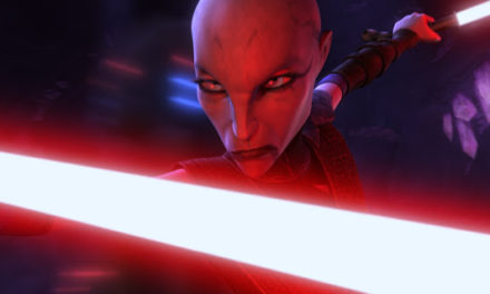 NEWS – Asajj Ventress w Star Wars Rebels?