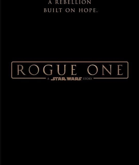 NEWS – Plakat Rogue One, i to nie jeden!
