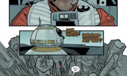 NEWS – Pokazano pierwsze strony komiksu Poe Dameron