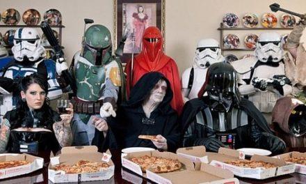 CIEKAWOSTKA – Restauracja w klimacie Star Wars!