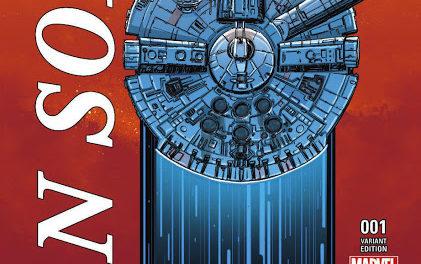 NEWS – Przepiękne rysunki w zapowiedzi mini serii Han Solo!