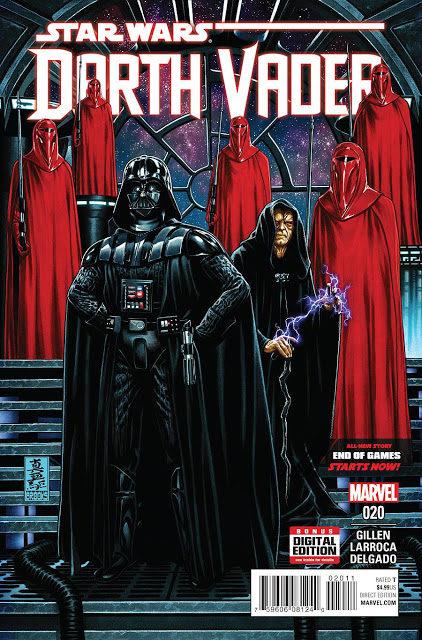 RECENZJA KOMIKSU – Darth Vader 020