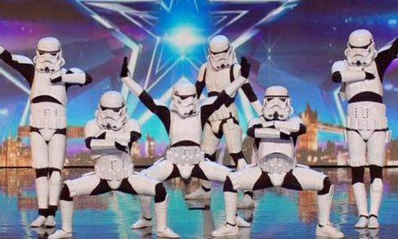 CIEKAWOSTKA – Strzelać nie potrafią, ale za to jak tańczą!